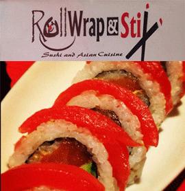 Roll Wrap & Stix