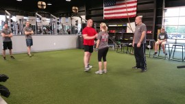 Self Defense at Body Shop Fitness