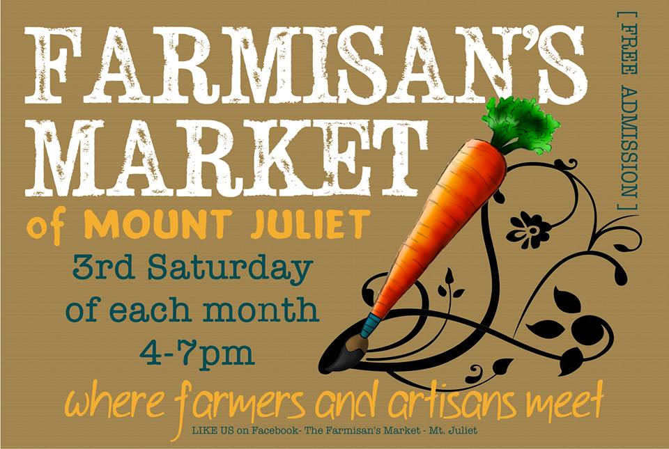 Farmisan's Market Mount Juliet