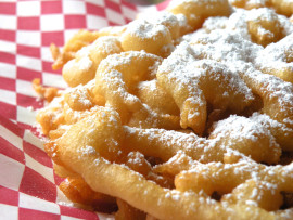 Wilson County Fair Funnel Cakes