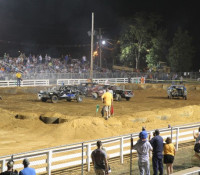 Wilson County Fair Motor Sports Arena