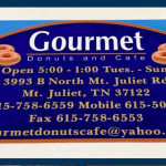 Gourmet Donuts and Cafe