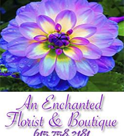 An Enchanted Florist & Boutique