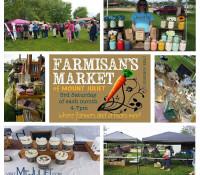 The Farmisan's Market  (Charlie Daniels Park)