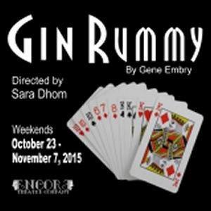 Gin Rummy Encore Theater