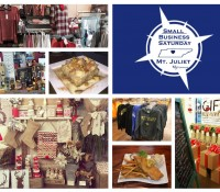 Shop Small Saturday Mt Juliet 2016