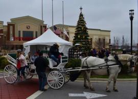 Christmas Providence Market Place