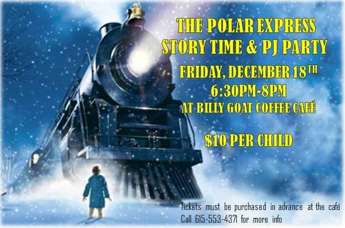 Story Time Polar Express