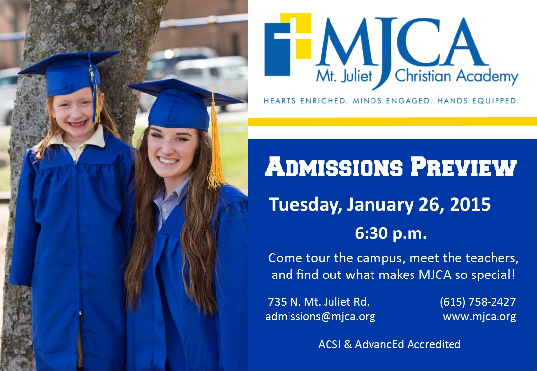 admissions preview ad