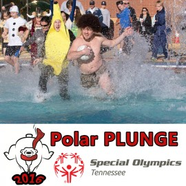 Polar Plunge 2016 Special Olympics