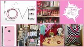 Valentine shopping scene 2016