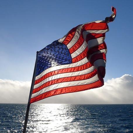 American-Flag-Water