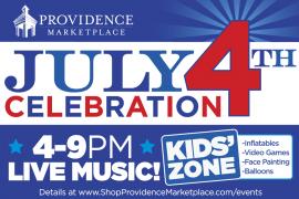 Providence Market Place July 4th 2016