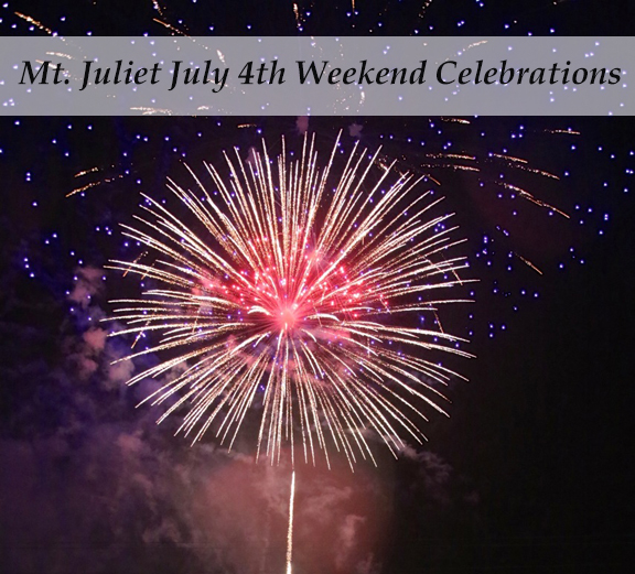 July 4th Celebrations 2016 MJ