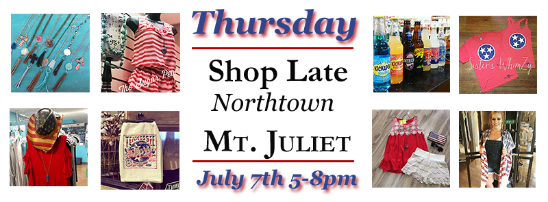 shop late Northtown july 2016